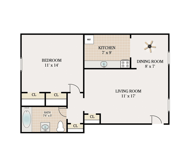 Floor Plans Maple Court Apartments For Rent In
