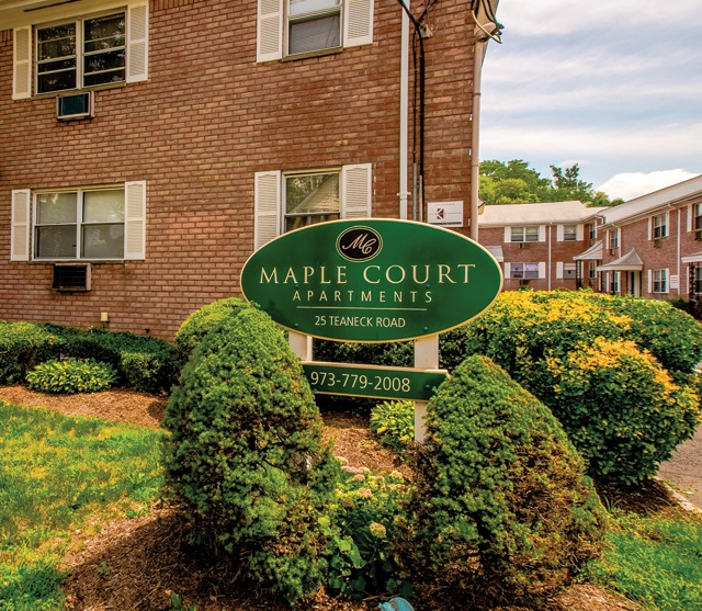 Maple Court Apartments For Rent In Ridgefield Park, NJ