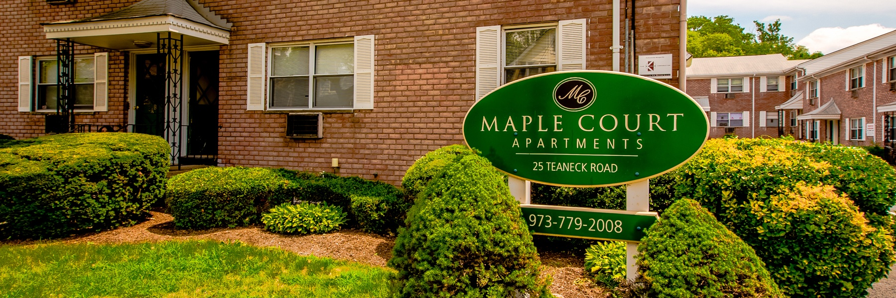 Maple Court Apartments For Rent in Ridgefield Park, NJ Welcome